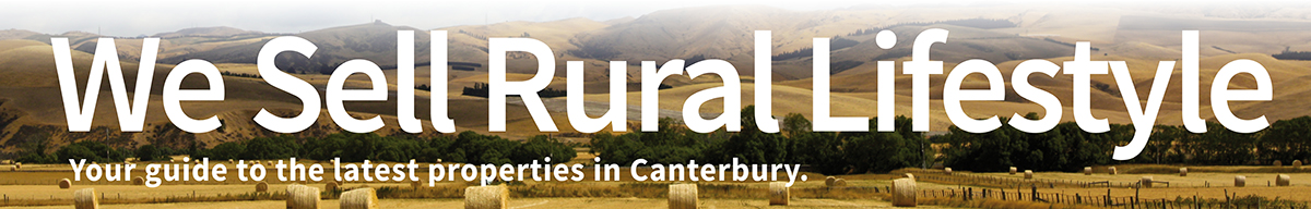 Canterbury Rural Lifestyle